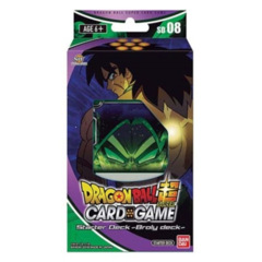 DRAGON BALL SUPER: SERIES 6 STARTER DECK - DECK 8