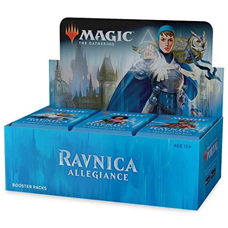 MAGIC: THE GATHERING - RAVNICA ALLEGIANCE BOOSTER BOX