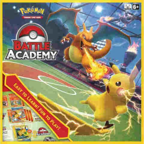 Pokemon Battle Academy