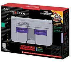 New Nintendo 3DS XL Super NES