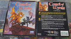 Advanced Dungeons & Dragons 2e Council of Wyrms Boxed Set