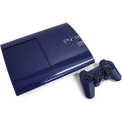 PlayStation3 250GB System - Azurite Blue