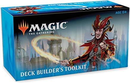 MAGIC THE GATHERING: RAVNICA ALLEGIANCE DECK BUILDERS TOOLKIT