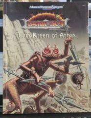 Ad D&D Dark Sun Thri Kreen Of Athas Brand New