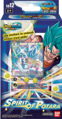 Unison Warriors Starter Deck 12 Spirit of Potara