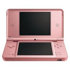 Nintendo DSi XL Metallic Rose