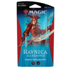 MTG: Theme Packs Ravnica Allegiance Theme Booster Pack