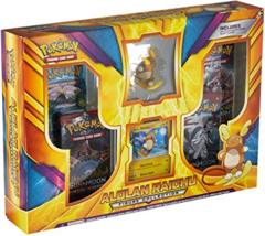 POKEMON TCG: ALOLAN RAICHU FIGURE BOX