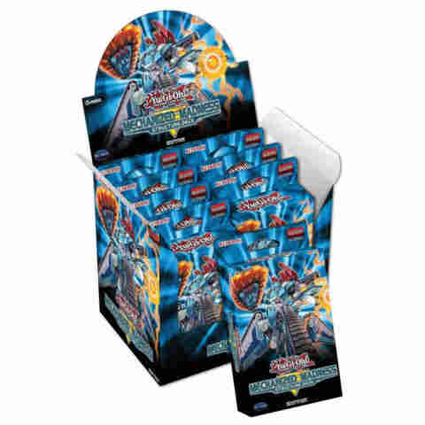 YU-GI-OH CCG: STRUCTURE DECK - MECHANIZED MADNESS