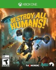 Destroy All Humans! [Xbox Game]