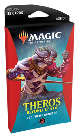 Theros Beyond Death Red Theme Booster