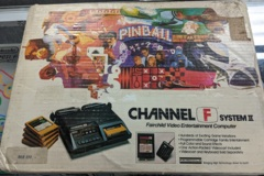 Fairchild Channel F System II 2 lConsole