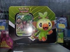 Pokemon TCG: Galar Partner Tin -Rillaboom V