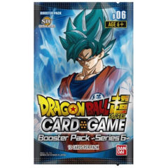 DRAGON BALL SUPER: SERIES 6 BOOSTER BOX