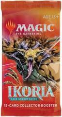 Ikoria: Lair of Behemoths Collector's Booster