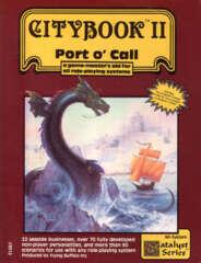 citybook II port o call