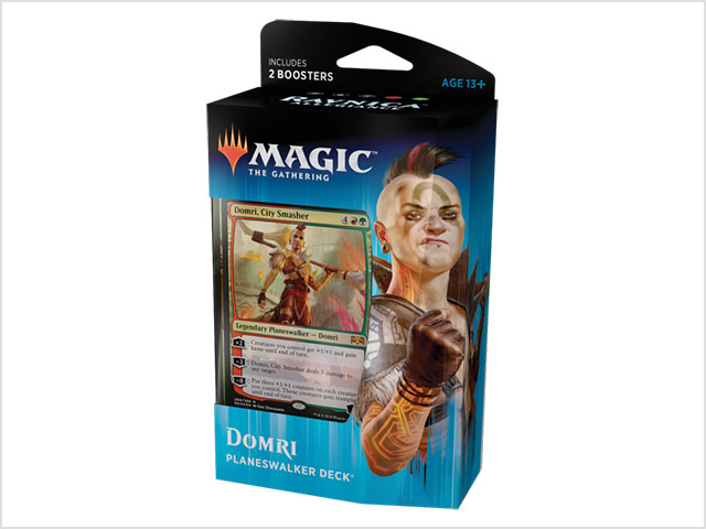 MAGIC THE GATHERING: RAVNICA ALLEGIANCE PLANESWALKER DECK