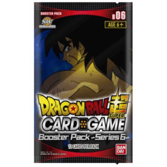 DRAGON BALL SUPER: SERIES 6 SPECIAL PACK