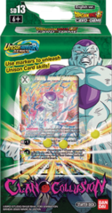Unison Warriors Starter Deck 13 Clan Collision