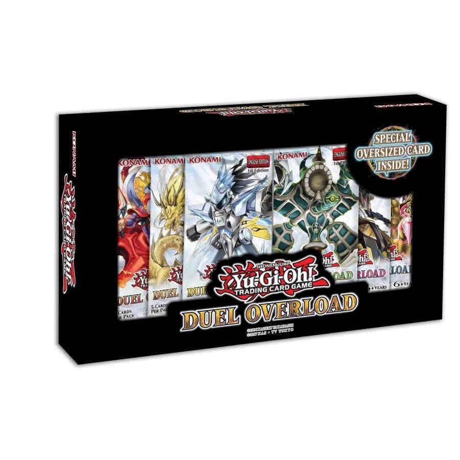 YU-GI-OH CCG: DUEL OVERLOAD BOX