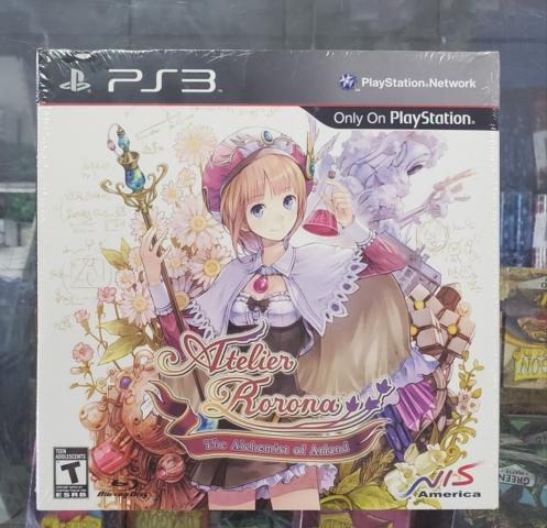 Atelier Rorona: The Alchemist Of Arland Premium Edition