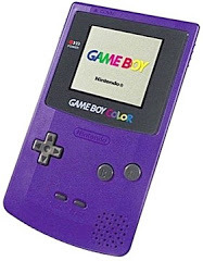 Game Boy Color Grape