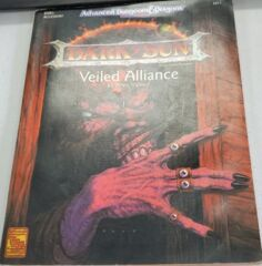 Advanced Dungeons and Dragons Veiled Alliance