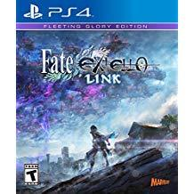 FATE/EXTELLA LINK:FLEETING GLORY LIMITED EDITION