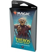 Theros Beyond Death Black Theme Booster