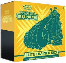 Pokemon Rebel Clash Elite Trainer Kit