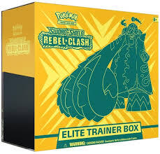 Pokemon Rebel Clash Elite Trainer Kit