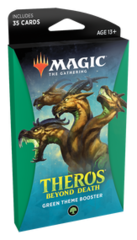 Theros Beyond Death Green Theme Booster