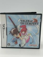 Tales of the Tempest NDS Namco Nintendo DS From Japan