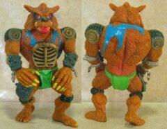 TMNT 1991 Teenage Mutant Ninja Turtles Rahzar