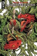 DUNGEONS & DRAGONS A DARKENED WISH #3 (OF 5) CVR A FOWLER