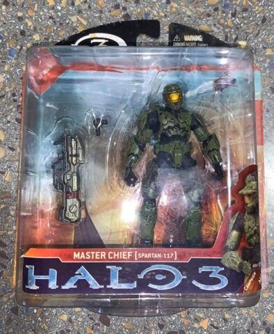 Halo 3 McFarlane Toys Series 2 Master Chief Spartan