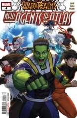 WAR OF REALMS NEW AGENTS OF ATLAS #4 (OF 4) WR