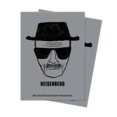 Ultra Pro - Breaking Bad Heisenburg 100 ct Deck Protector Standard Sleeves