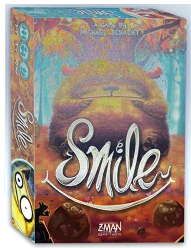Smile by ZMan Board Games