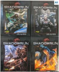 Shadowrun 5th Edition Core Rulebook Master Index Edition