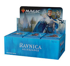 MAGIC THE GATHERING: RAVNICA ALLEGIANCE BOOSTER
