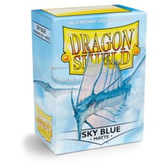 Dragon Shield: Matte Sky Blue
