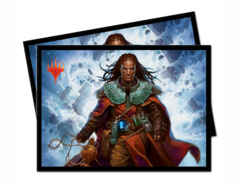 100 MATTE DECK PROTECTOR SLEEVES:  COMMANDER 2019 THE CHRONOCLASM