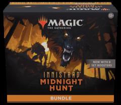MAGIC THE GATHERING  -  INNISTRAD MIDNIGHT HUNT  - BUNDLE