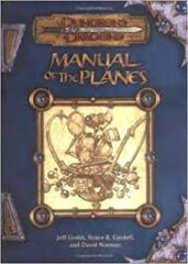 DUNGEONS & DRAGONS 3: MANUAL OF THE PLANES