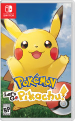Pokemon Lets Go : PIKACHU