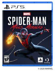 PS5 - Spider-Man , Miles Morales