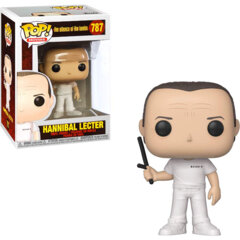 POP - MOVIES - THE SILENCE OF THE LAMBS - HANNIBAL LECTER - 787