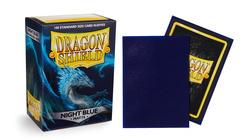 DRAGON SHIELD: NIGHT BLUE MATTE