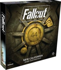 Fallout New California Board Game Expansion